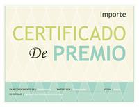 Diploma de certificado