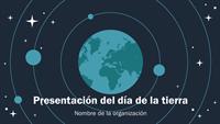 Presentación sobre el Día de la Tierra