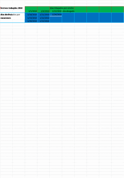 control de horarios de-2010 Libro1