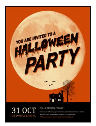 Prospecto de Halloween