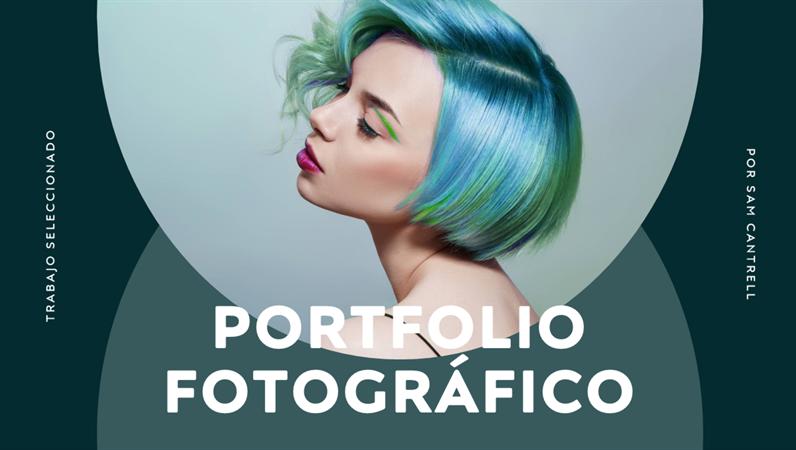 Presentación de collage de fotografías