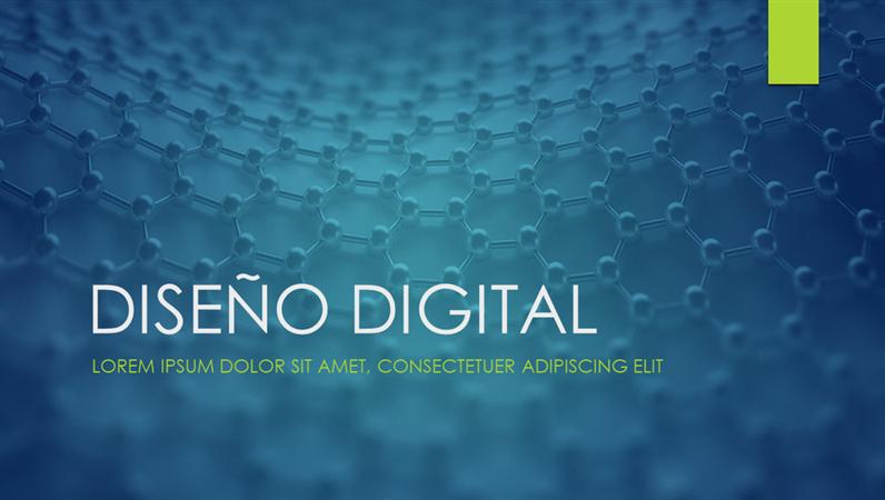 Diseño de ion digital