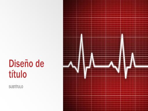 Presentación de diseño médico (panorámica)