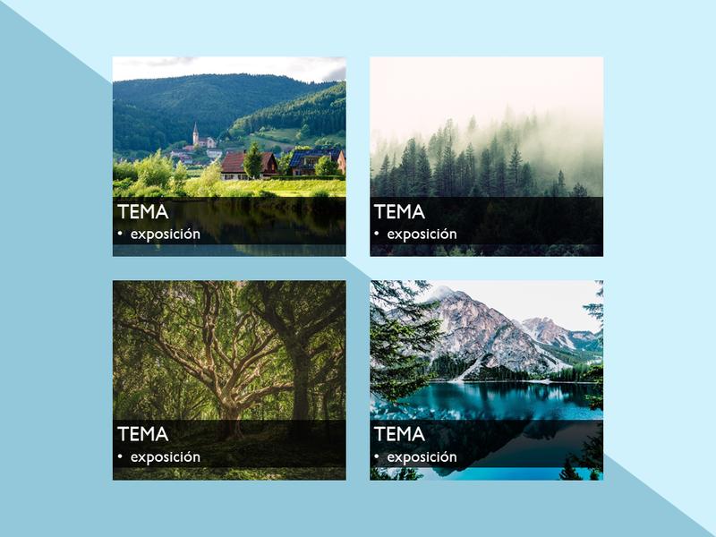 Diapositivas de otoño con SmartArt