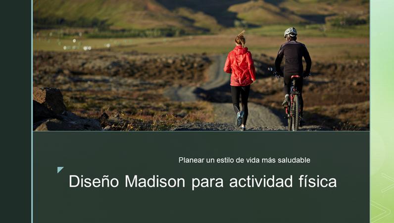 Diseño Madison para actividad física