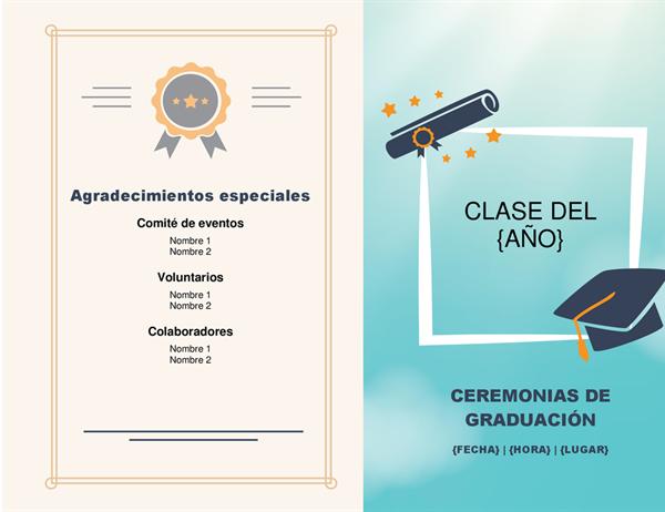 Programa de graduación