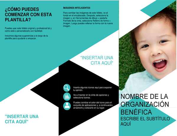 Brochure pour les associations