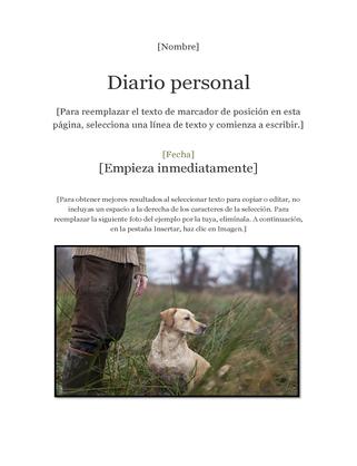 Diario personal