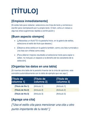 Documento general (circular)