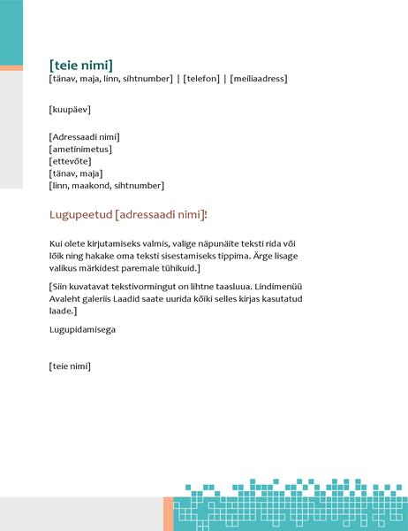 Minimalistlik tehniline kirjaplank