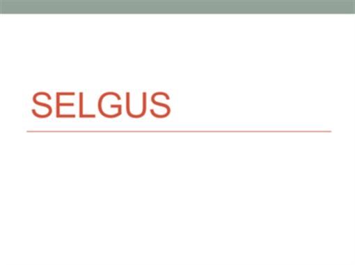 Selgus