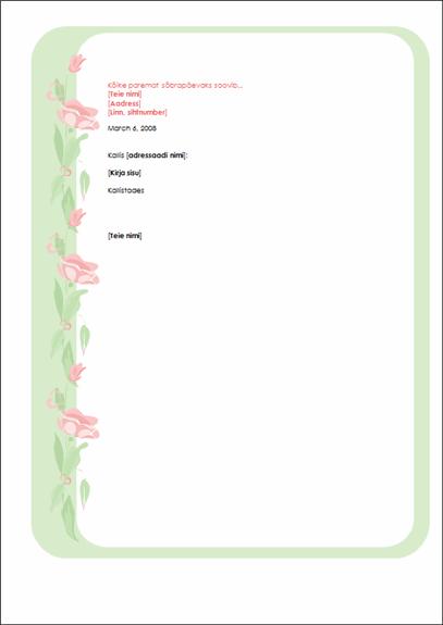 Sõbrapäevakirja plank
