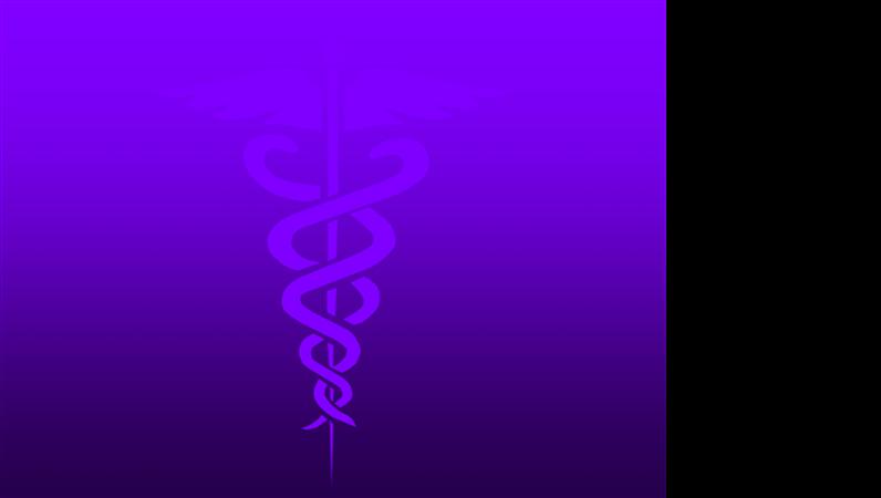 Meditsiiniteemalise kujundusega mall