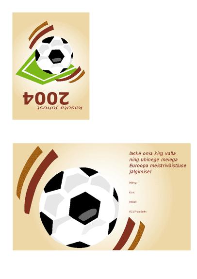 Kutse jalgpallipeole