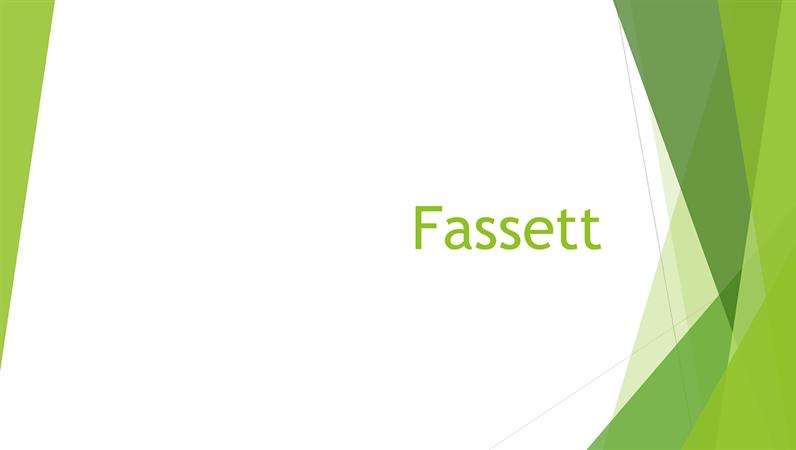 Fassett