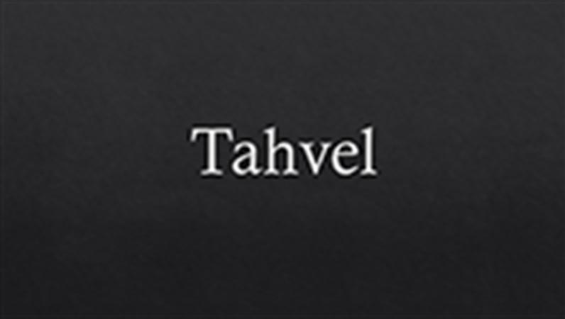 Tahvel