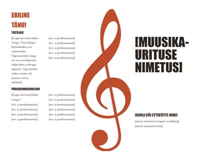 Muusikaprogramm