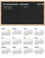 Perekalender (iga aasta, E–P)