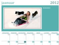 Pere fotokalender (E)