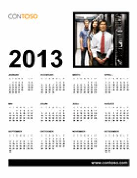 2013. aasta ärikalender (E–P)