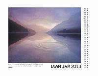 2013. aasta fotokalender