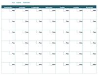 Tühi kuukalender