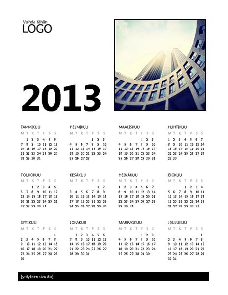 Kalenteri (ma-su)