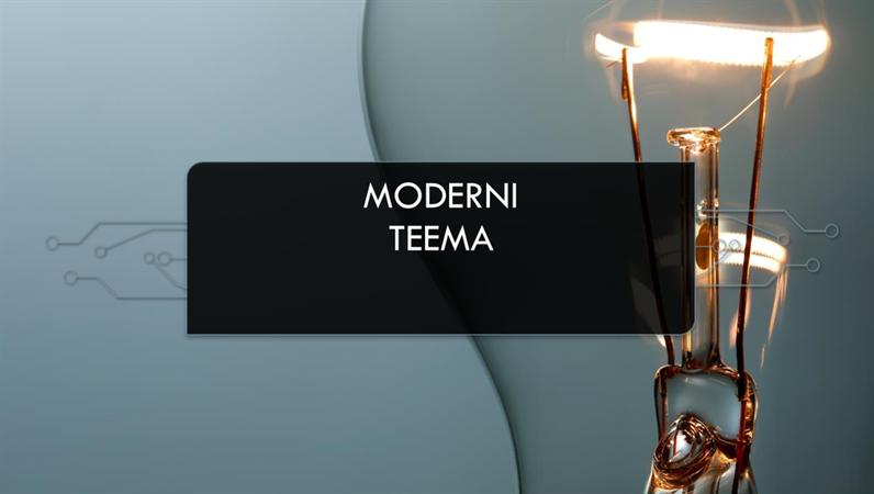 Moderni Piiri-malli