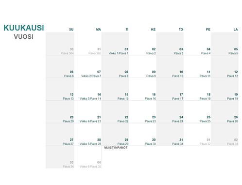 Juliaaninen kalenteri