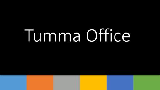 Office, tumma 1