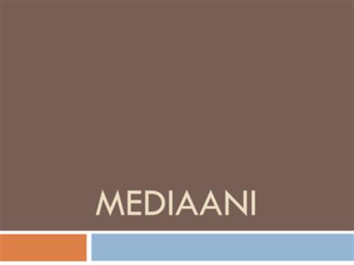 Mediaani