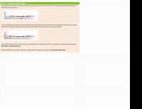Project 2010: valikko- ja valintanauhakomentojen vastaavuuksien työkirja