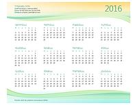 Pienyrityksen kalenteri (vuosi)