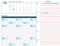 Opiskelijakalenteri (ma)