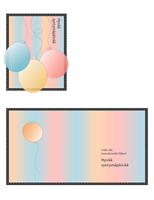 Syntymäpäiväkortti