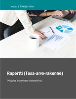 Raportti (Equity)
