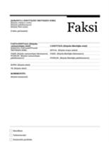 Faksin kansilehti (Urbaani)