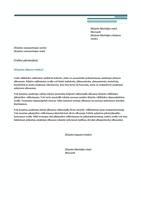 Kirje (Urbaani)