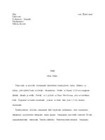 Tarinan käsikirjoitus