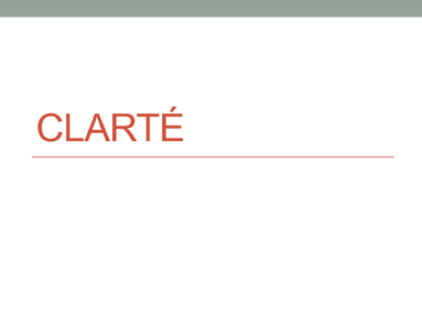 Clarté