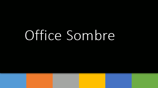 Office - Sombre 1