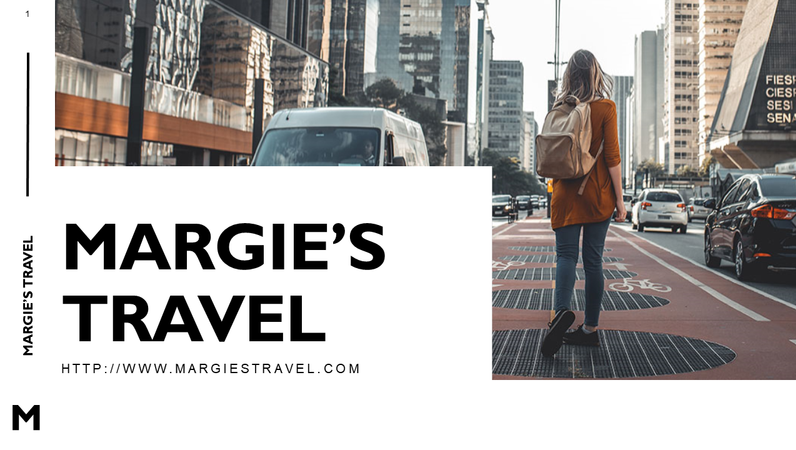 Travel presentation