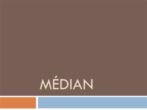 Médian