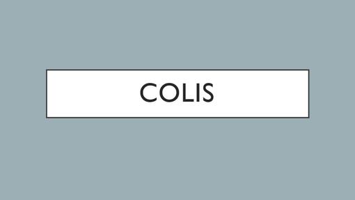 Colis