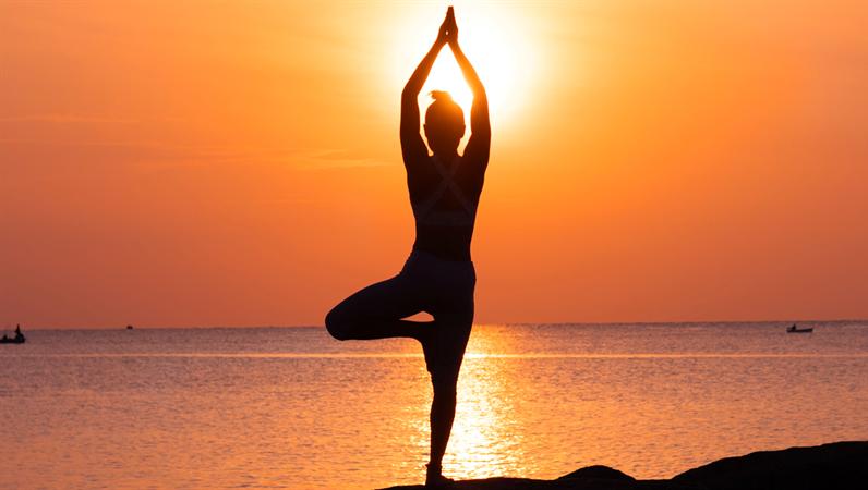 Affiches de yoga