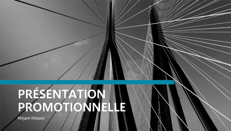 Argumentaire financier