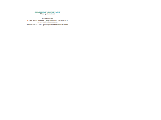 Cartes de visite, disposition horizontale, aucun logo (10par page)