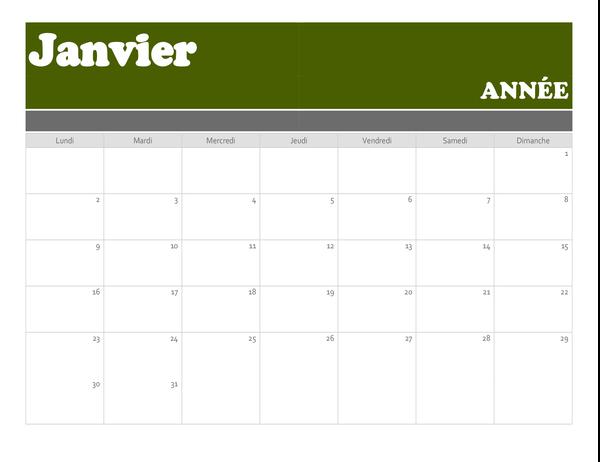 Banner-Kalender