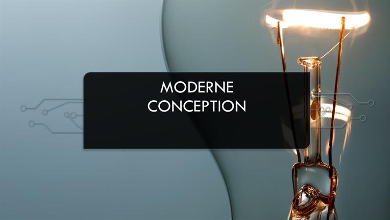 Conception circuit moderne