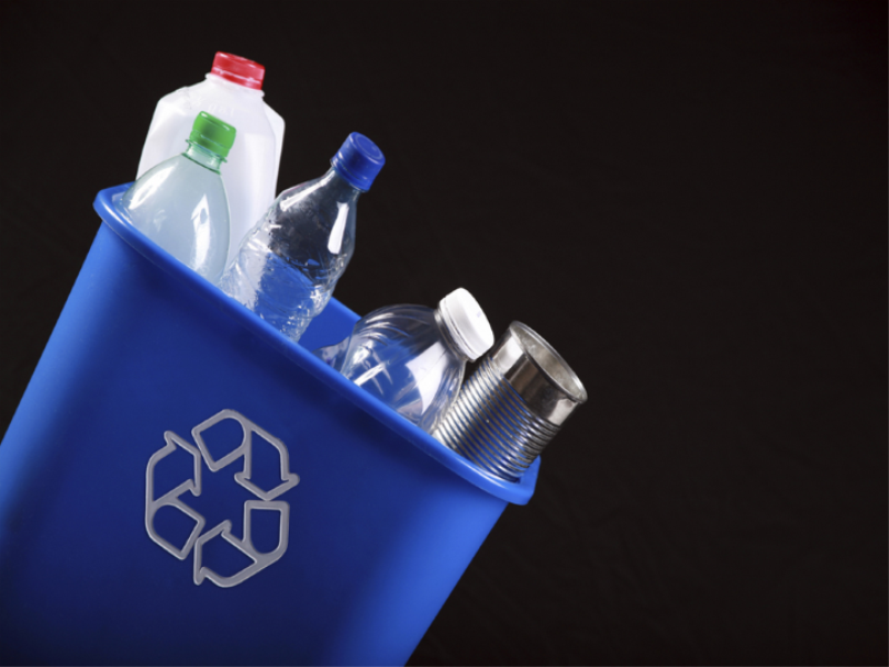 Thème écologie - Recyclage
